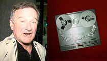 Robin Williams Talked Suicide -- Wrist Cutting, Choking