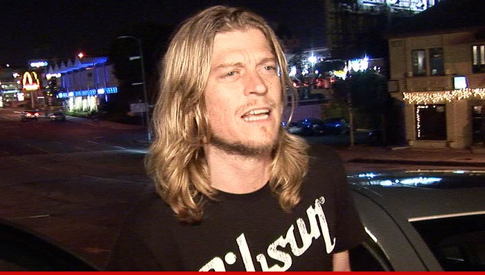 Wes Scantlin Home Flooded