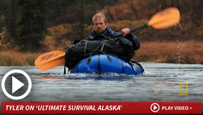 Ultimate Survival Alaska Star Steals Car
