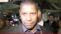 Denzel Washington -- Detoxes After Hard Partying
