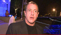 Michael Lohan -- Companion Causes Chaos on JetBlue