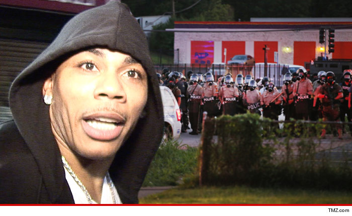 Nelly Rioters In Hometown Need To Wise Up And Stop