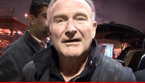Robin Williams -- Suicide Was 'Spontaneous' ... NOT Premeditated