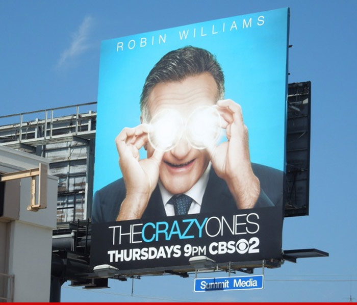Robin Williams The Crazy Ones Cancelled