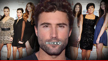 Brody Jenner -- Refuses To Talk About Kardashians ... Ask Me About ME Please