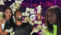 Kevin Hart -- Runs Into Ex-Wife After Engagement ... At Strip Club!