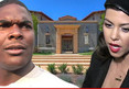 Keyshawn Johnson -- Kourtney Kardashian's a LIAR!  I Didn't Hide Mold