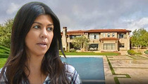 Kourtney Kardashian -- I Got Screwed Buying a Mold-Infested House