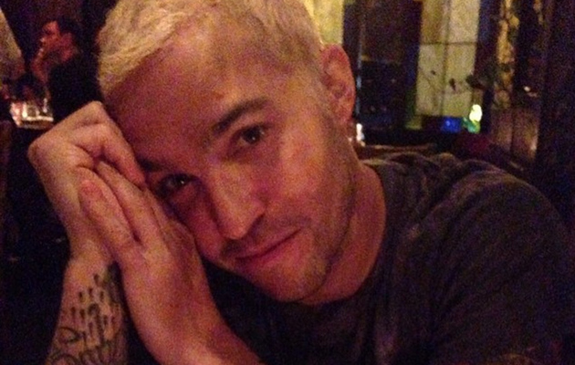 Pete Wentz Debuts Platinum Blonde 'Do -- Like the Look?