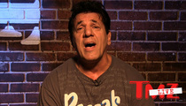 Chuck Zito Apology -- Christy Mack Beating Was Wrong ... I'd Kill Any Man Who Did That