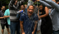 Harvey Levin -- TMZ Staff Gets Revenge During ALS Ice Bucket Challenge