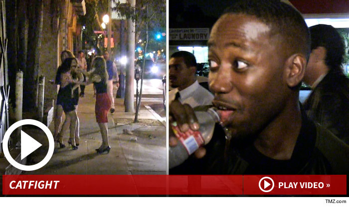 Lamorne Morris New Girl Fight