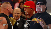 Hulk Hogan -- Beefing With Brock Lesnar ... and Father Time