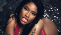"Nicki Minaj's ""Anaconda"" Music Video Is As Ridiculous As Expected"