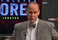 Ernie Johnson -- My Shaq Impression ... IS INCREDIB