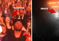 Rihanna -- Banging Drake Again ... and She Really