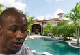 Brandon Marshall -- Lists Insane Florida Mansion ... Got $5 Million?