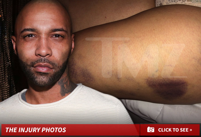 Joe Budden Assault