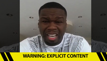50 Cent to Mayweather -- DON'T HATE ME ... Hate Nelly!