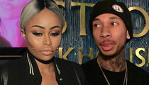 Blac Chyna To Tyga: Keep Your Hos Away From Our Son!