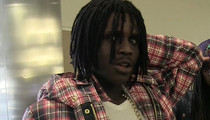 Chief Keef -- Too Busy for Court ... Cops on the Hunt