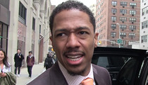 Nick Cannon -- I'm The One Who Left the Relationship