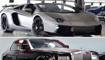 Petra Ecclestone -- Million Dollar Shopping Spree for 3  Cars!