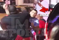 NFL Rookie Mike Evans -- INSANE NIGHTCLUB BRAWL ... Th