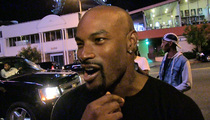 Tyson Beckford -- Justin Bieber Is Too Little To Handle My Ex (AWESOME VIDEO)