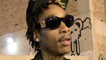 Wiz Khalifa -- Concert Cancelled in Wake of Backstage Shooting