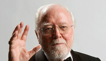 Richard Attenborough Dead -- 'Jurassic Park' Star Dies At 90