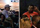 Suge Knight -- 2 NBA STARS AT NIGHTCLUB ... Around Time of Shooting