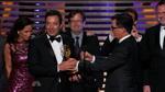Jimmy Fallon -- Kanyes Stephen Colbert's Emmys Speech