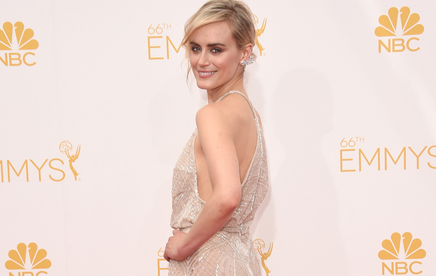 """Orange Is the New Black"" Stars Go Glam for Emmys -- See Transformations"