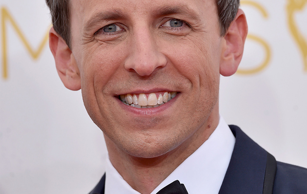 See Seth Meyers' Best Jokes from His Emmy's Opening Monologue
