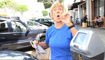 Diana Nyad -- PULLING A FORREST GUMP ... I'm Gonna Walk Across USA