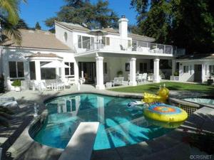 Pete Rose's Sherman Oaks Home