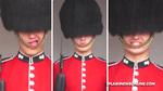 Queen Elizabeth's Guard -- Tongues Tourists on Camera!!