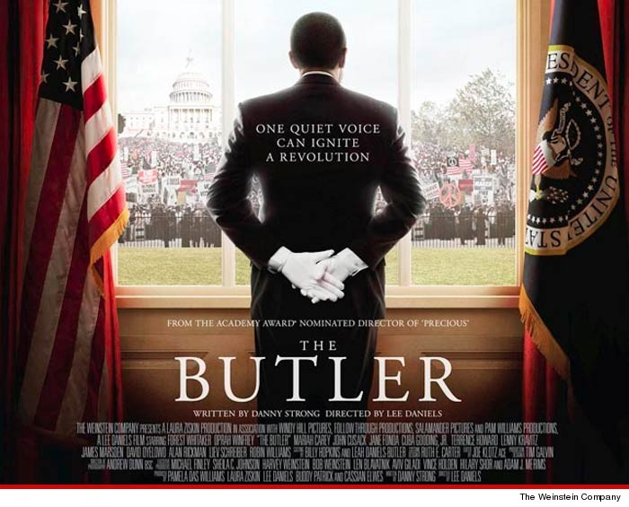 The Butler Script Stolen
