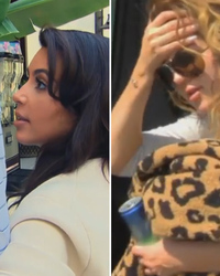 """KUWTK"" Finale Sneak Peek: Brody & Kim's Wedding Fight ... and Khloe's Hungover!"