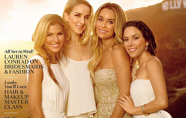 Lauren Conrad Reveals Her Wedding Palette & Talks Bridesmaids' Dresses