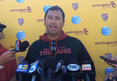 USC Coach Steve Sarkisian -- Josh Shaw Probe Outta My Hands!