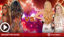 Jennifer Lopez and Iggy Azalea -- Cheek to Cheek ... A Heavyweight Battle
