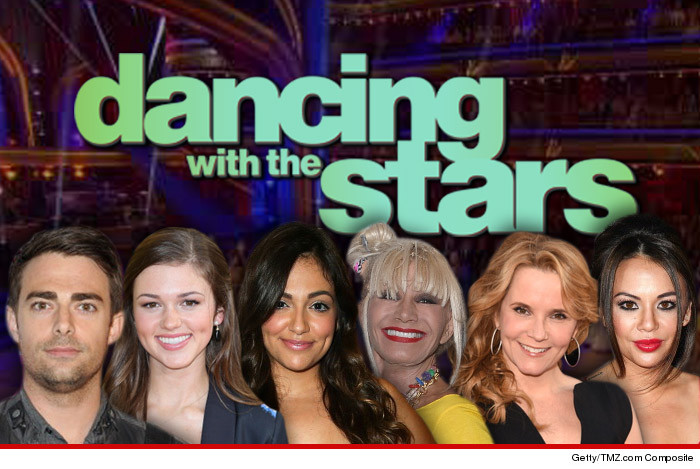 Betsey Johnson Dancing With The Stars