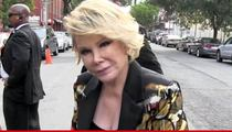 Joan Rivers -- Stops Breathing During Surgery