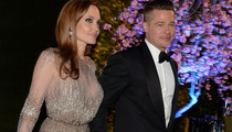 Brad Pitt & Angelina Jolie's Wedding -- What Timing!