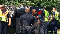 Nick Gordon -- Arrested for DUI Following Gnarly Car Crash