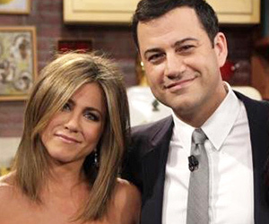 """Friends"" Reunion on Jimmy Kimmel Live Is EVERYTHING -- Watch Now!"