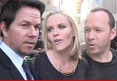 Mark Wahlberg --Skipping Donnie Wahlberg & Jenny McCarthy's Wedding