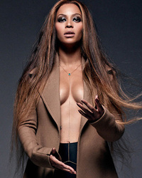 Beyonce Covers CR Fashi